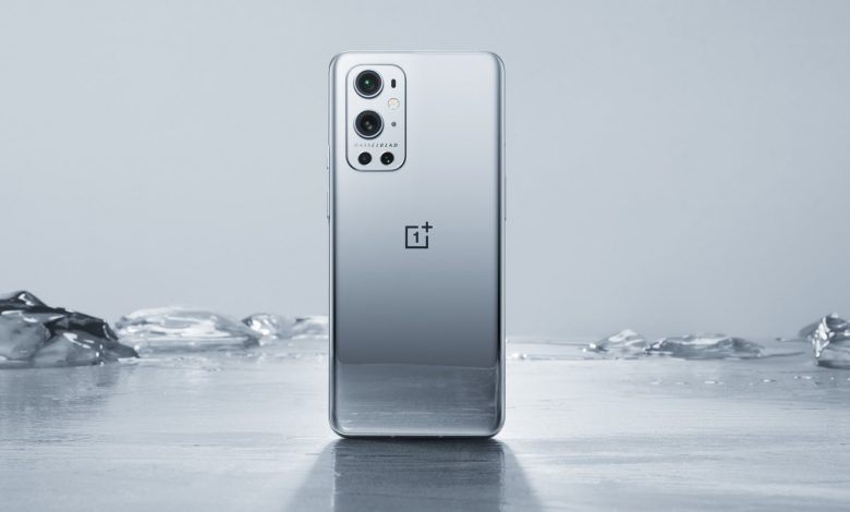 The spoiler: the OnePlus 9 Pro is presented in the official images fresh from the posts