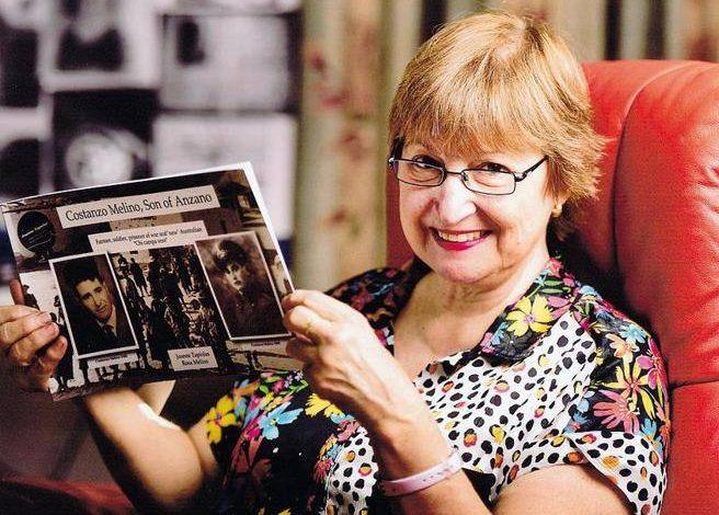 Joan Tapiolas, the Australian who found captured Italian soldiers - Corriere.it