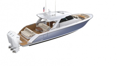 Photo of Tiara Yachting: The new model, 48 Luxury Sport, is making its debut