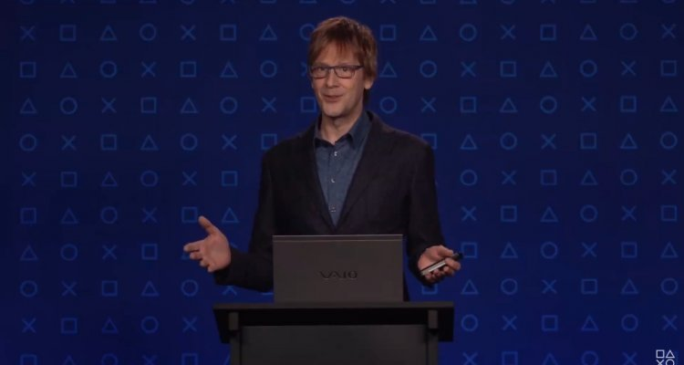 Cerny doesn't offer award winning platinum games online, the fault is Resistance - Nerd4.life