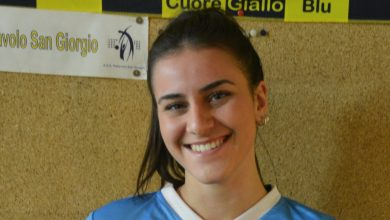 "Photo of Volleyball Sangiorgio dreams of ""stumbling"" at Volley Reggiano"