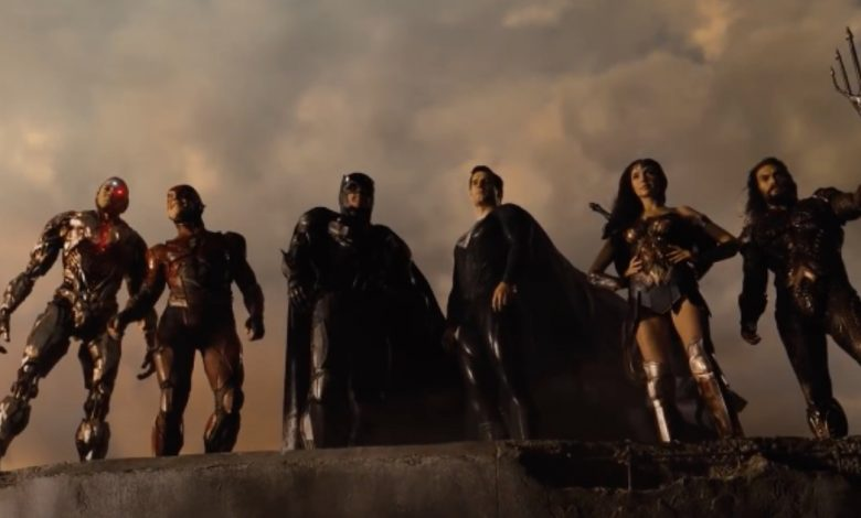 Zack Snyder's Justice League might not be what all fans wanted, but it's definitely epic