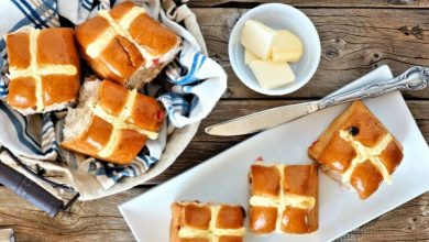 Photo of There is no Easter in the UK without a Hot Cross Bun