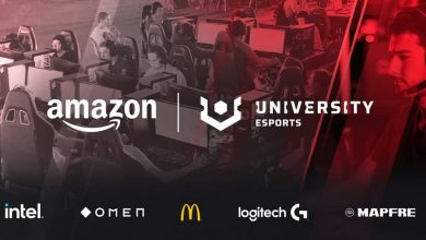 Photo of Amazon University Esports: Here France and Germany