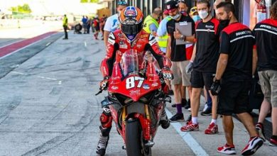 "Photo of CIV Superbike, Zanetti: ""Racing in Italy is not a professional reserve"""