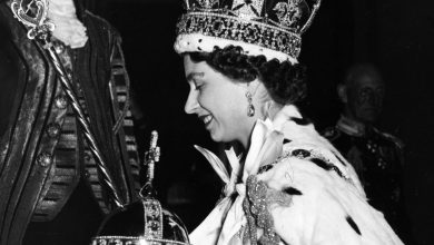 Photo of Queen Elizabeth II and her reign for 69 years