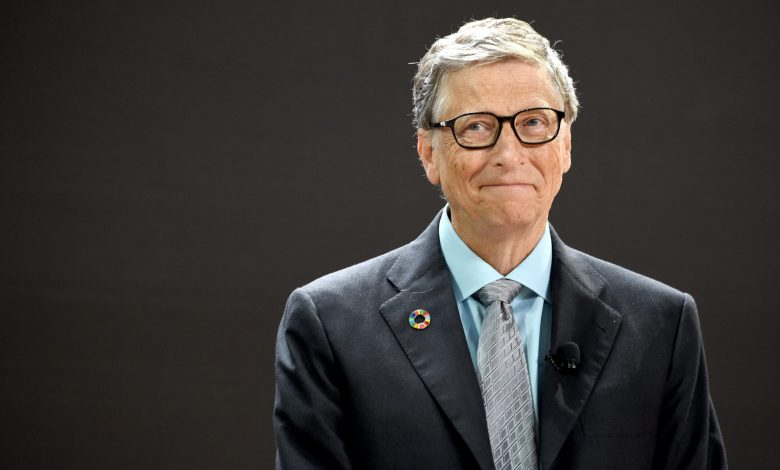 Bill Gates began to work as a farmer.  He is now the largest owner of farmland in America