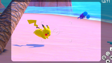 Photo of The new Pokémon Snap, a preview from a new game movie