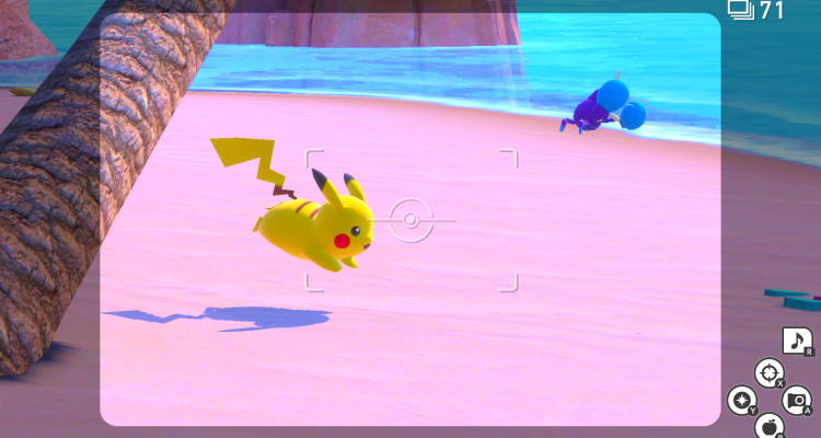 The new Pokémon Snap, a preview from a new game movie