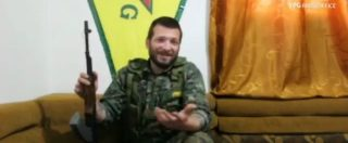 Lorenzo Orsetti, on Facebook, the testamentary video of the Italian fighter who died in Syria: