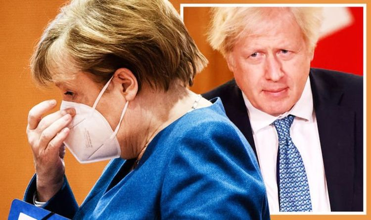 """EU vaccine """"angry"""" as the German commentator admitted, """"It is better to stay in the UK"""" 