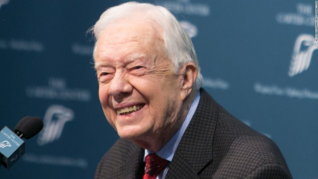 Jimmy Carter Auggie - Image Credits: Web