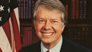 Photo of Jimmy Carter, 39th President of the United States