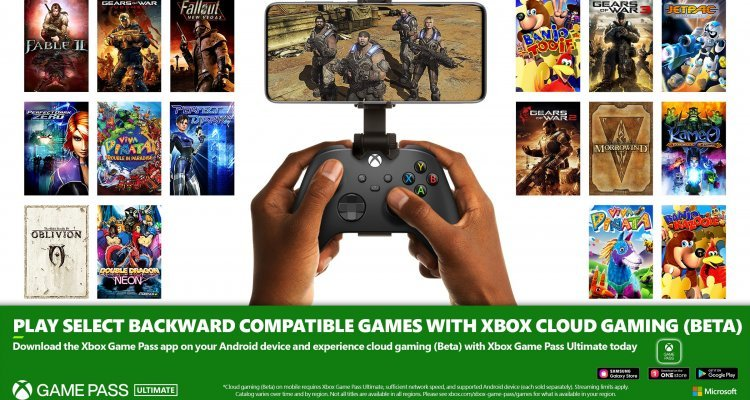 Backward compatible games even in the cloud on mobile - Nerd4.life
