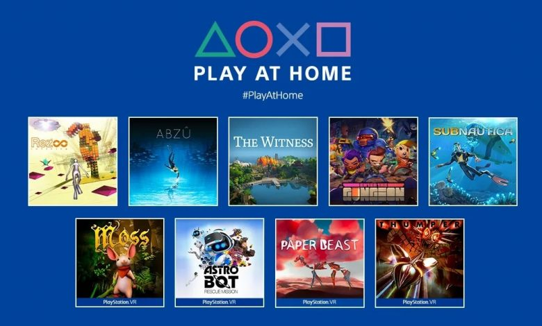 9 FREE PS4 & PS5 Games Ready to Download for Everyone!