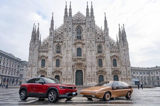 Mazda e Italia: un legame che viene da lontano