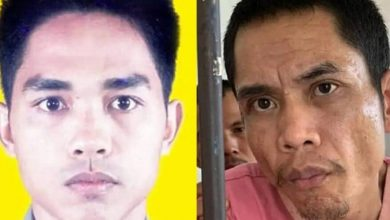 Photo of A missing Indonesian policeman has been found