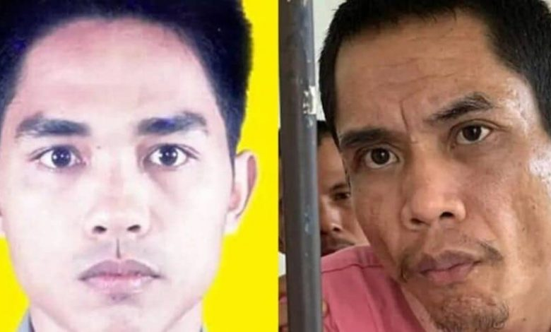 A missing Indonesian policeman has been found