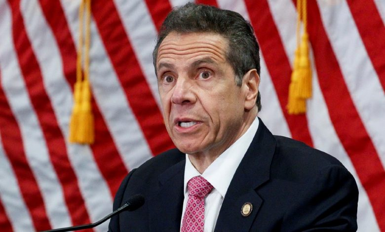 Andrew Cuomo, New York Governor Harassment Claim.  ATTORNEY JAMES: Ready to call him, now report