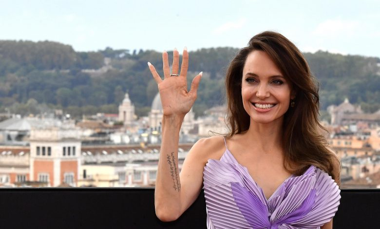 Angelina Jolie Selling The Churchill Painting: A Box Office Record
