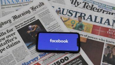 Photo of Australia: Agreement between Facebook and News Corp Murdoch to distribute the news on the social network
