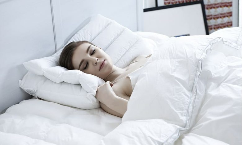 Be careful as those who sleep like this may have health problems