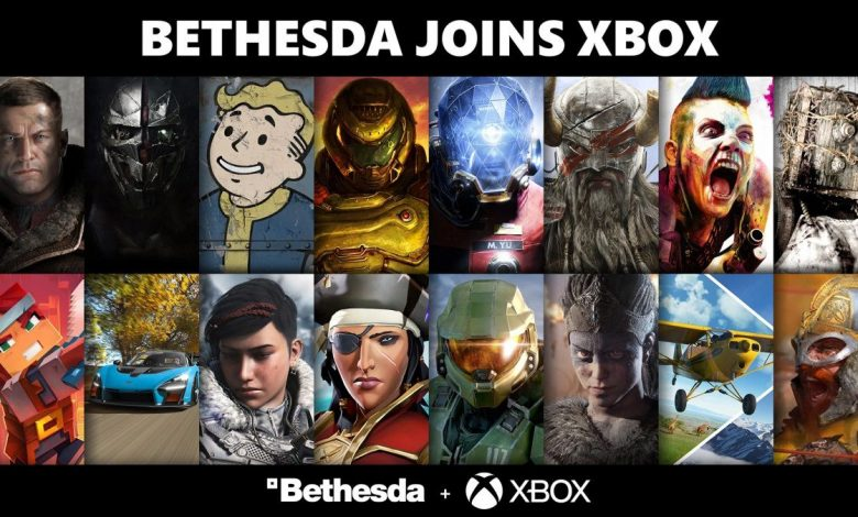 Bethesda enters Xbox, it's official!  Phil Spencer on Exclusive Games and Xbox Game Pass