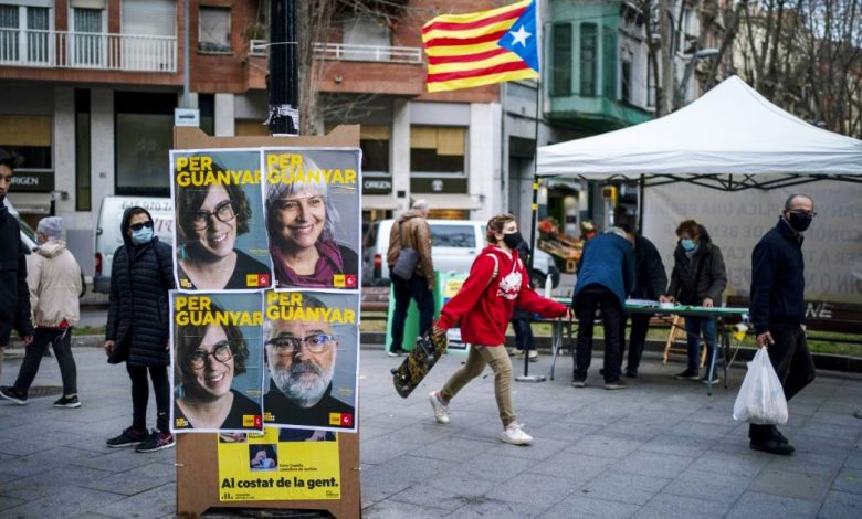 Catalonia and Fox cut off from parliamentary initiatives: an anti-right-wing alliance between socialists, Podemos and separatists