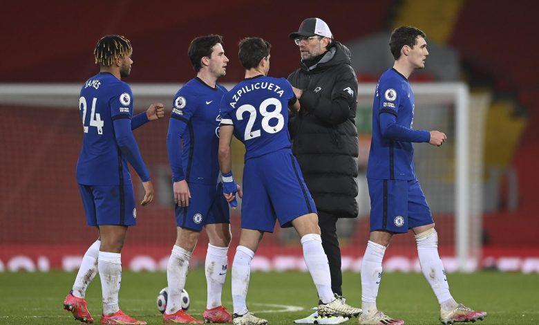 Chelsea beat Liverpool, Ok Ancelotti and Mourinho