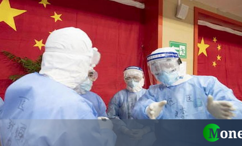China lagged behind on vaccines.  USA is more efficient