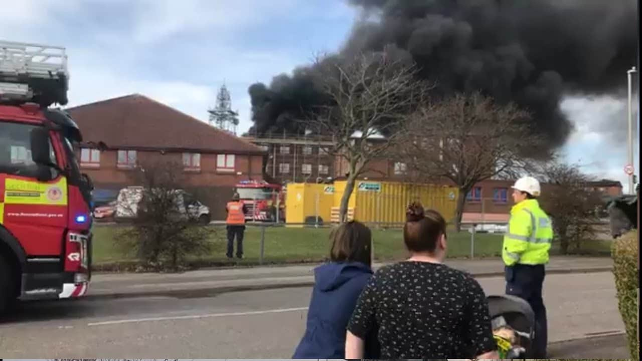Photo of Crazy Roar, Then Fire: Horror in a School
