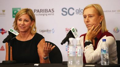 Photo of Everett Navratilova?  Women's tennis dreams of competition, at least …