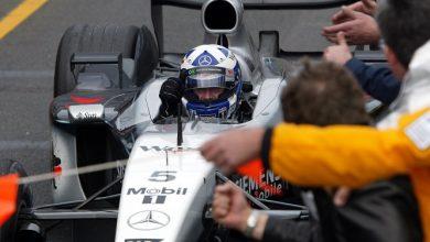 Photo of F1 |  Australia 2003, Coulthard's last victory – Formula 1