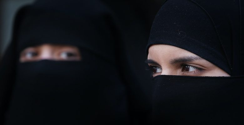Full face covering in public places is banned in Switzerland