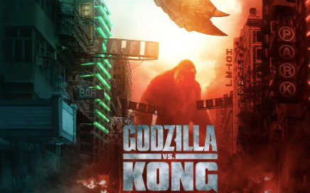 Godzilla VS.  Kong, two new posters have been released for the film