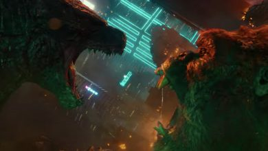 Photo of Godzilla Vs.  Kong, new online trailer