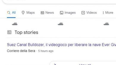 Photo of Google celebrates the opening of the Suez Canal with a display of ships in Corriere.it searches