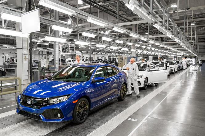 Honda dice addio alla sua unica fabbrica inglese