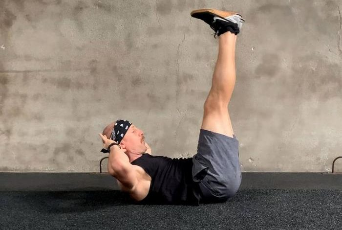 Increase the density with this absolute value using the Tabata method