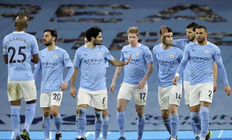 Initially, City returned to victory: 5-2 at Southampton