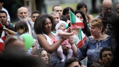 Photo of Italy is ranked second in the European Union in terms of the number of nationalities granted