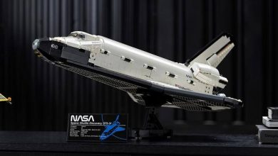 Photo of Lego, NASA's space shuttle Discovery now built with 2,300 bricks – Corriere.it