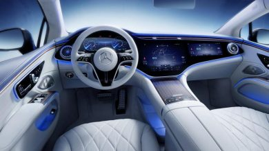 Photo of Mercedes EQS unveiled the hi-tech interiors of the electric car