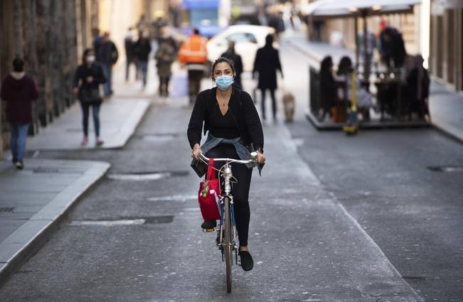 Mobility bonus for 663,000 people for electric bikes and scooters - Corriere.it