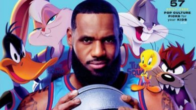 Photo of NBA Basketball, the Cup LeBron Lost: A Space Jam Actor in Jordan's Footsteps