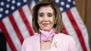 Photo of Nancy Pelosi, Speaker of the US House of Representatives