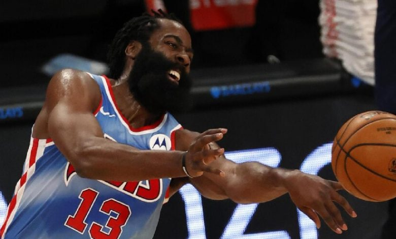 Nba, Harden pulling the net for success.  Doncic knocks clippers