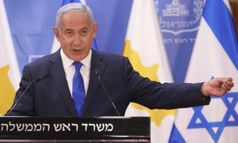 Netanyahu: Israel is under attack, from The Hague an anti-Semitic act