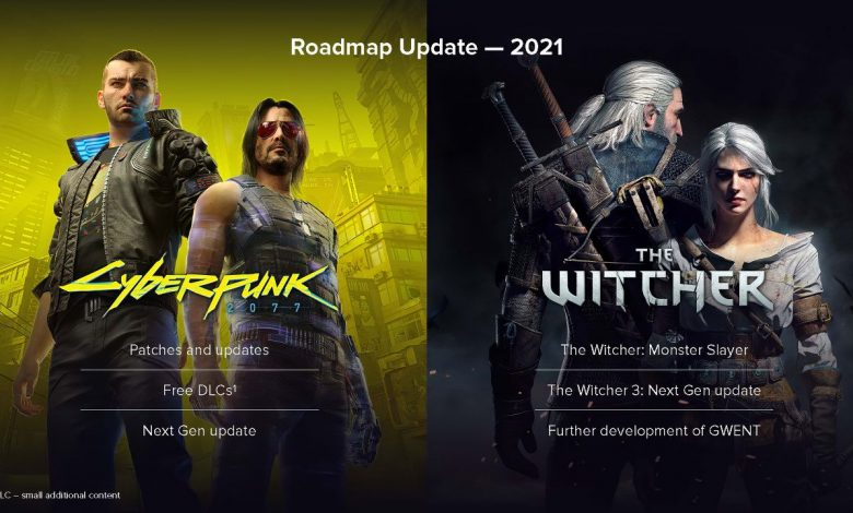 New Roadmap 2021 between Next Generation Corrections and Downloadable Content