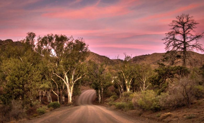 Parachelna, the southern Australian country where only six people live